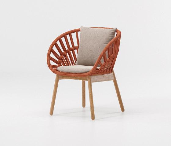 Cala dining chair de KETTAL | Sillas