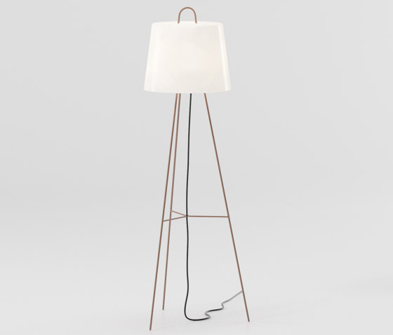Objects Mia outdoor floor lamp de KETTAL | Lámparas de pie