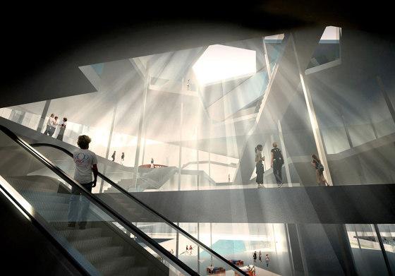Fibra Oslo facade by Saimex   Facade systems