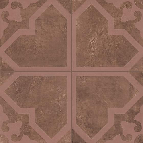 Ossidi | Cornice Vinaccia von Marca Corona | Keramikböden