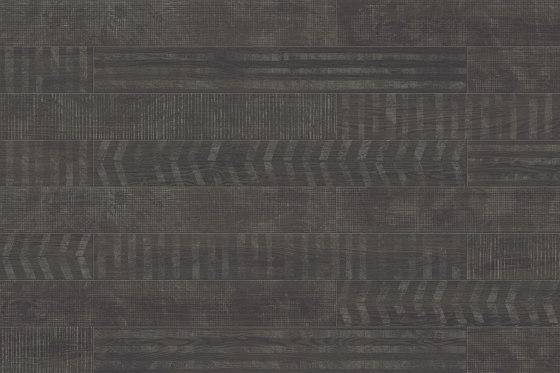 Lagom | Mix Linear Black de Marca Corona | Sols en céramique