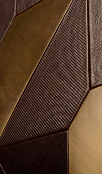 Marque | Artem de Pintark | Baldosas de cuero