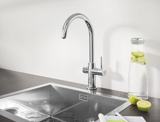 GROHE Blue Professional C-spout by GROHE | Kitchen taps