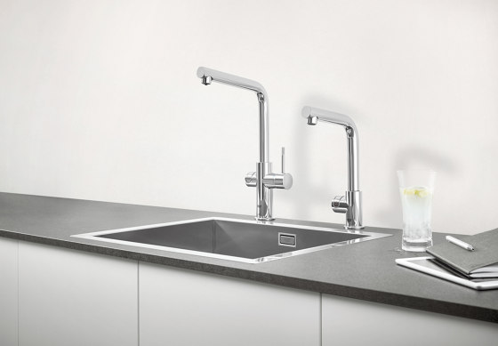 GROHE Blue Professional L-spout by GROHE | Kitchen taps