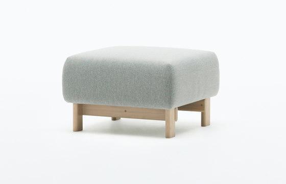 Elephant Sofa Ottoman de Karimoku New Standard | Pufs