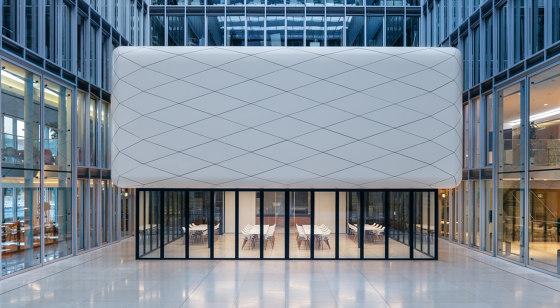 Horizontal Sliding Wall SL 60 by Solarlux | Window types