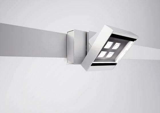 Neutra wallwasher von Letroh | Lichtsysteme