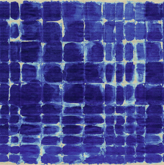Indigo DM 750 01 by Elitis | Wall coverings / wallpapers