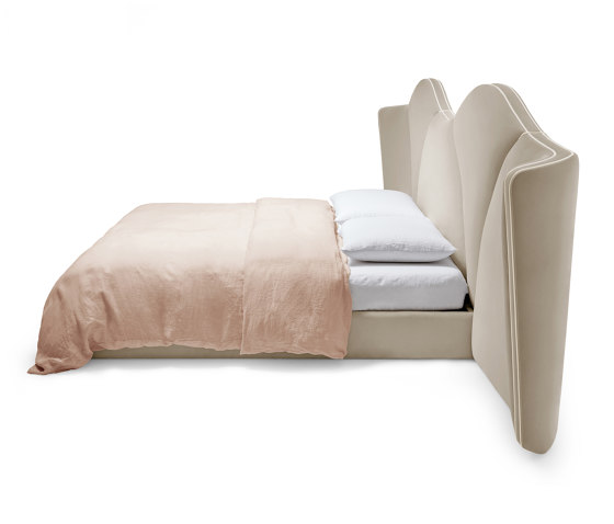 Josephine | L 200 Bed von MUNNA | Betten