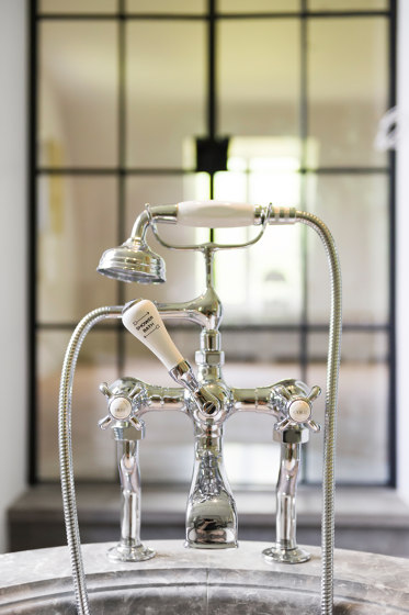 Bath-Shower mixer Deck mounted by Kenny & Mason | Bath taps