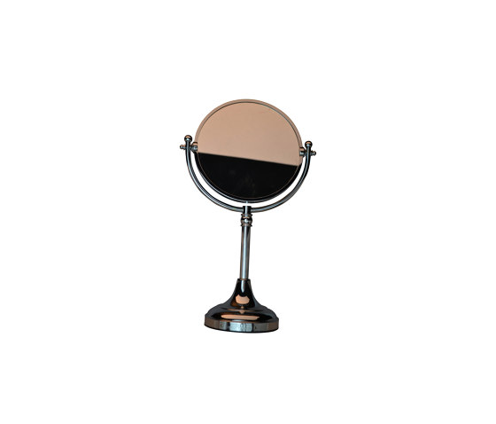Standing shaving mirror by Kenny & Mason | Bath mirrors