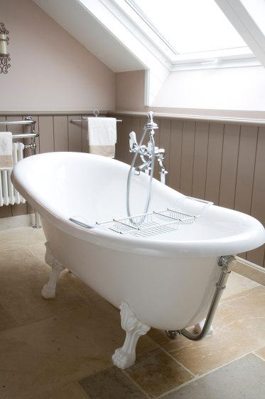 New york basin with pedestal by Kenny & Mason | Bathtubs