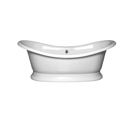 The Big white bath by Kenny & Mason | Bathtubs