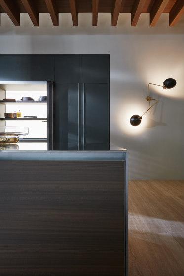Hi-Line6 Frame Door by Dada   Fitted kitchens