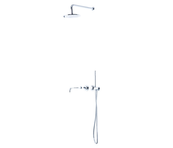 Brand Wood NGT3006 by Kenny & Mason   Shower controls