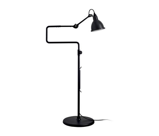 LAMPE GRAS | XL OUTDOOR SEA - N°411 | black satin de DCW éditions | Lampadaires d'extérieur