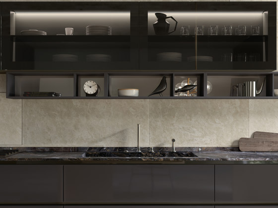 HD23 by Rossana | Fitted kitchens