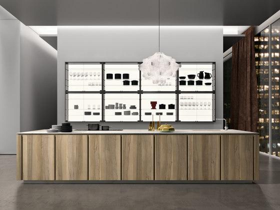W75 by Rossana | Island kitchens