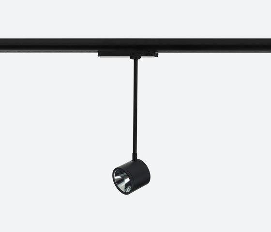 Newton Flat Track 230 by EGOLUCE | Ceiling lights