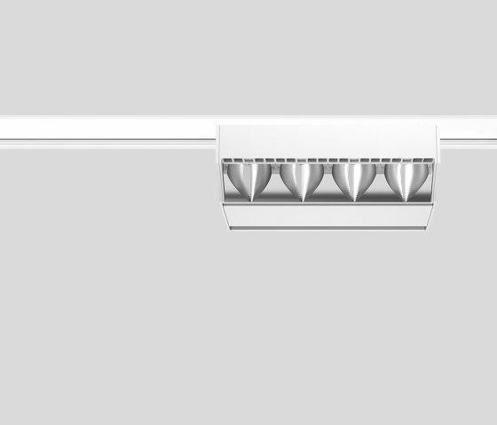 SQUADRO wallwasher track de XAL   Plafonniers