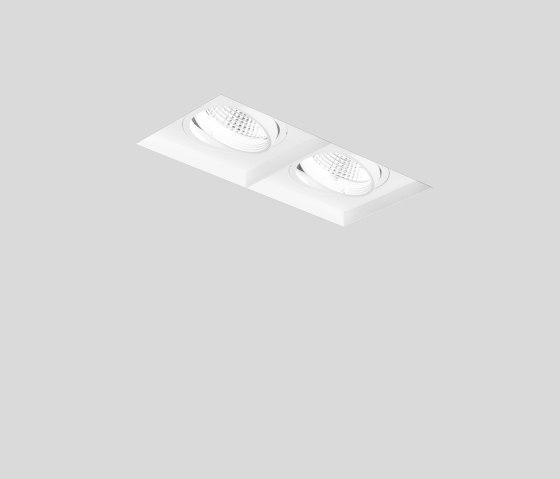 KARO 80 trimless di XAL | Lampade soffitto incasso