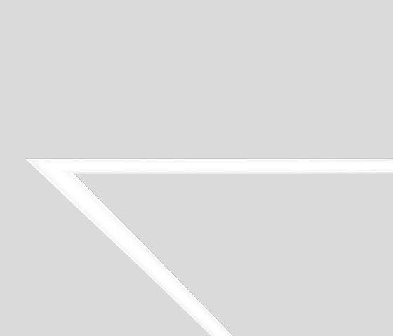 FRAME 60 trim system de XAL | Plafonniers encastrés