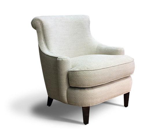 Hillcrest Chair von BESPOKE by Luigi Gentile   Sessel