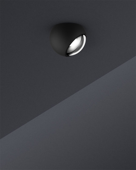 Sito lato ceiling by Occhio | Outdoor wall lights