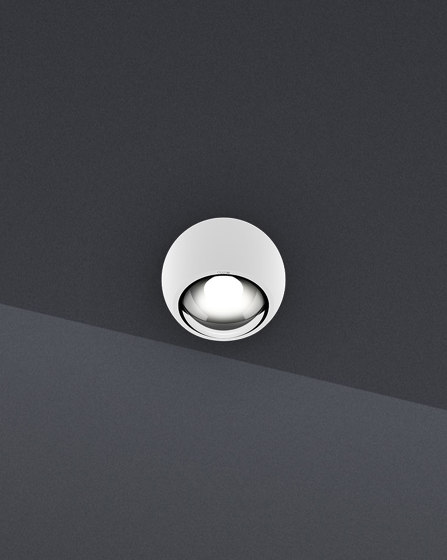 Sito lato wall by Occhio | Outdoor wall lights