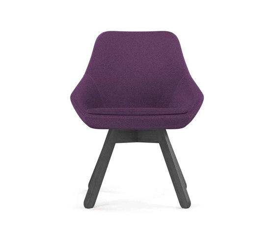 Calyx Lounge chair de Viasit | Sillas