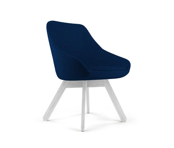 Calyx Lounge chair de Viasit | Sillas
