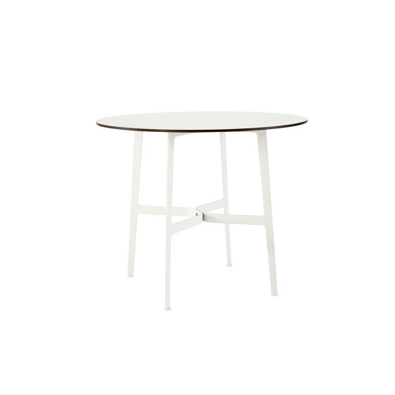 Eileen Circular High Bar Table D75 by SP01 | Bistro tables