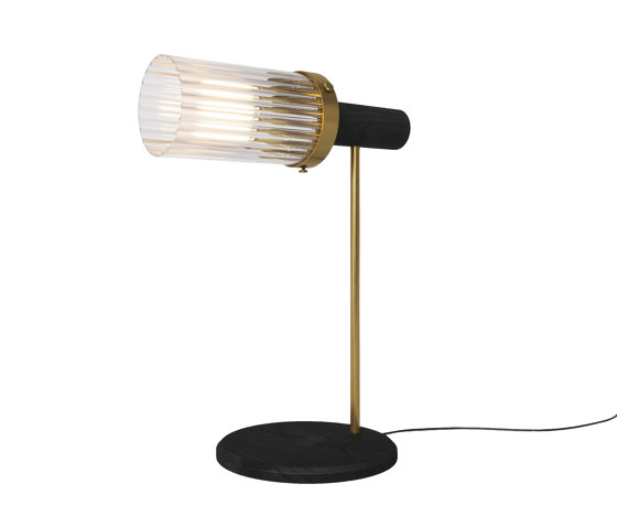 Wharf Desk Light - Brass by Harris & Harris | Table lights