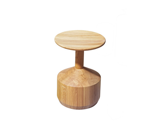 Pezzo Stool by miniforms   Side tables