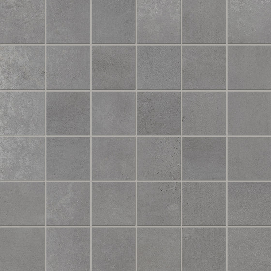 Met-All Mosaico Grey by Ceramiche Supergres | Ceramic mosaics