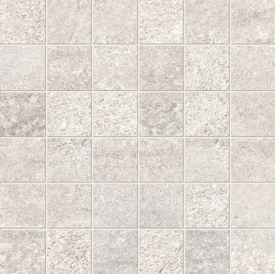 Stoorm Light Mosaico by Ceramiche Supergres | Ceramic mosaics