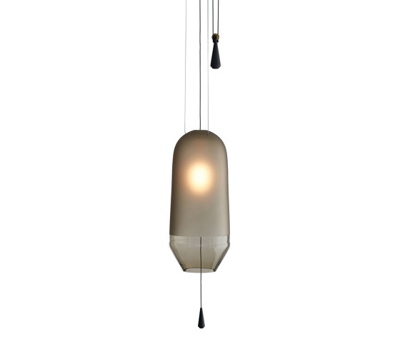 Limpid Light by Hollands Licht   Suspended lights