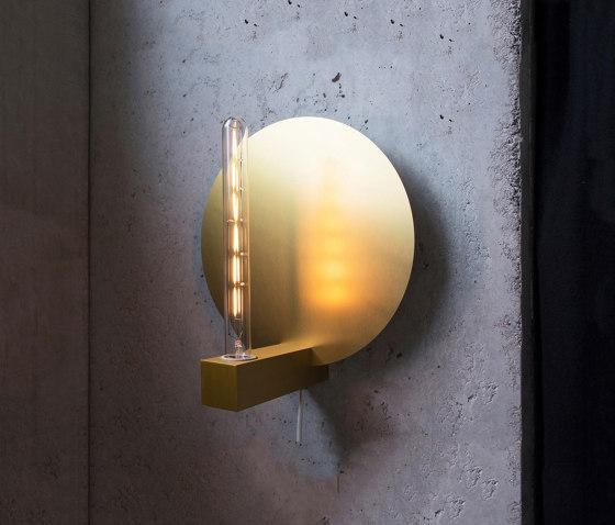 King Arthur Wall by Hollands Licht   Wall lights