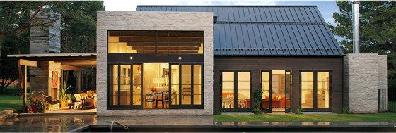 Fibra facades - Louvers by Saimex | Facade systems