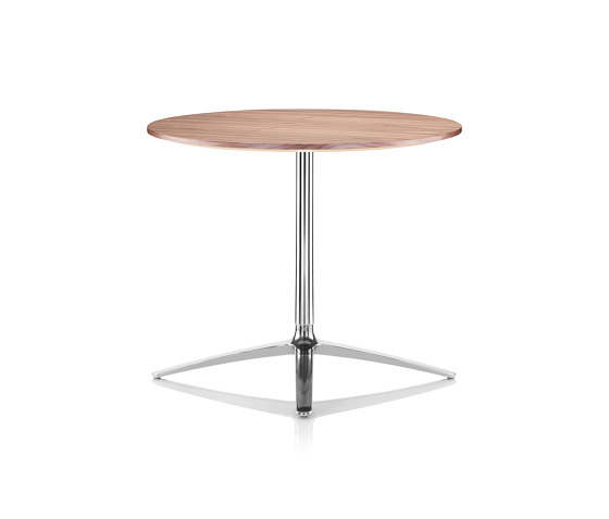 Axis Dining Table - Oak Top by Boss Design | Bistro tables