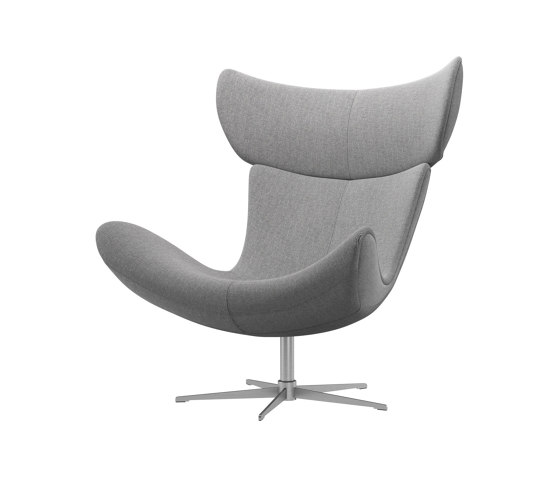 Imola lounge chair L002 with swivel function by BoConcept | Armchairs
