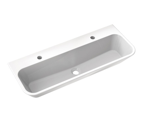 Double washbasin | 950.12.205 di HEWI | Lavabi