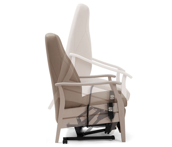 RELAX CLASSIC_21-63/1ER by Piaval   Armchairs