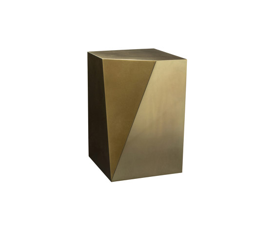 Offcut #01 | Side Table de Metal Interior | Tables d'appoint