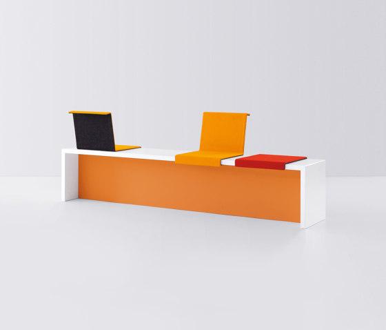 K-Modul Sit de werner works | Bancs