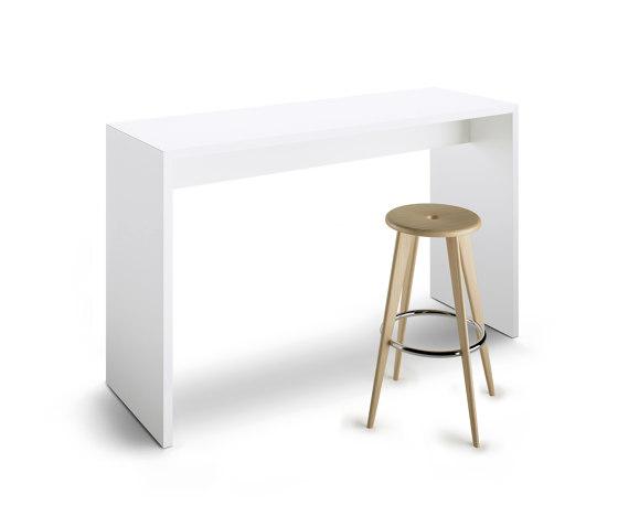 K-Modul Stand de werner works | Tables hautes