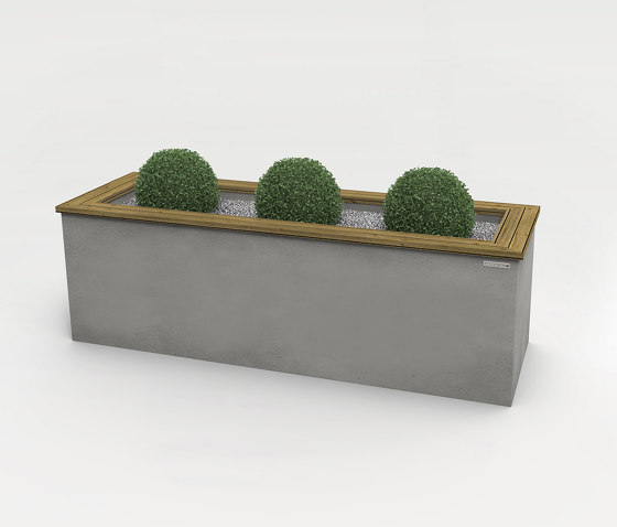 Angulus Herba by CO33 by Gregor Uhlmann | Plant pots