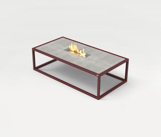 Tabula Sponda Ignis by CO33 by Gregor Uhlmann   Coffee tables