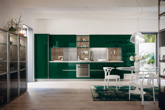 Oyster by Veneta Cucine | Fitted kitchens