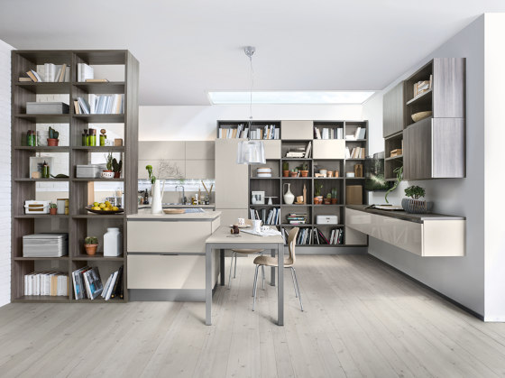 Living by Veneta Cucine | Fitted kitchens